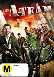 The A-Team on DVD