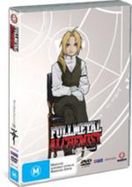 Fullmetal Alchemist Vol 13 - Brotherhood on DVD