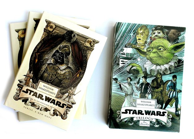 William Shakespeare's Star Wars Trilogy by Ian Doescher