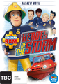 Fireman Sam: Heroes of the Storm on DVD