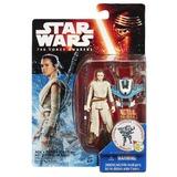 "Star Wars: The Force Awakens 3.75"" Snow Mission Rey (Starkiller Base)"