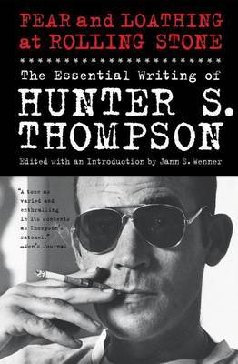 Fear and Loathing at Rolling Stone by Hunter S Thompson image