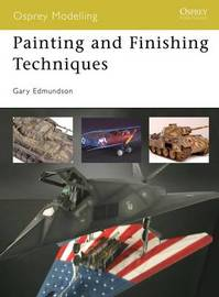 Painting and Finishing Techniques by Gary Edmundson