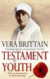 Testament Of Youth by Vera Brittain image