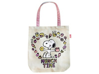 Peanuts Shopping Bag - Munch Time