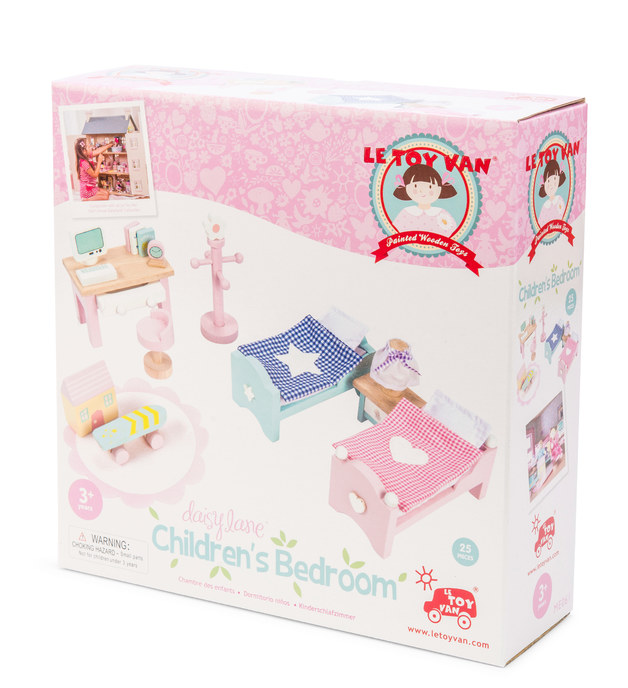 Le Toy Van Daisy Lane Children S Bedroom Furniture Set Toy At
