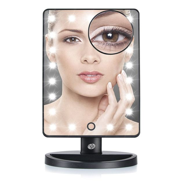 LED Dimmable Makeup Mirror