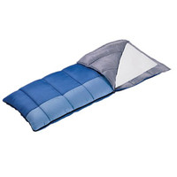 Brolly Sheets: Quilted Waterproof Sleeping Bag Liners - White image