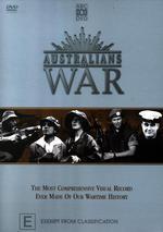 Australians At War 2 discs on DVD