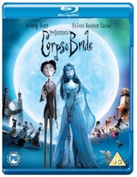 Corpse Bride on Blu-ray