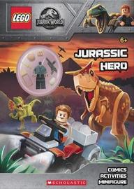 LEGO Jurassic World: Jurassic Hero + Minifigure by Ameet Studio