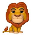 The Lion King: Mufasa - Pop! Vinyl Figure