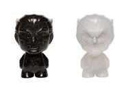Joker (Black & White) - Hikari XS Vinyl Figure 2-Pack image