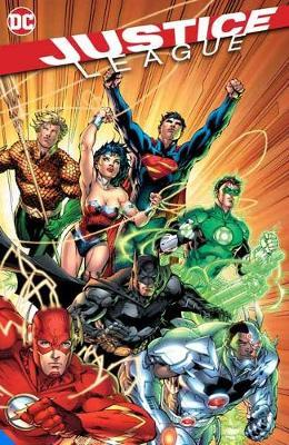 Justice League: The New 52 Omnibus Vol. 1 by Geoff Johns