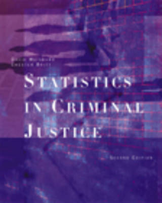 Statistics in Criminal Justice by David Weisburd image