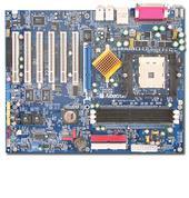ALBATRON MOTHERBOARD K8ULTRA-V PROII ATHLON64 FIREWIRE+SATA+GBIT LAN+7.1SND image