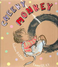 Cheeky Monkey by Andrew Daddo image