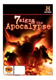 7 Signs of the Apocalypse on DVD