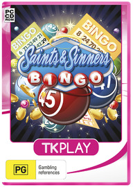 Saints and Sinners Bingo (TK play) for PC Games