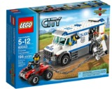 LEGO City - Prisoner Transporter (60043)