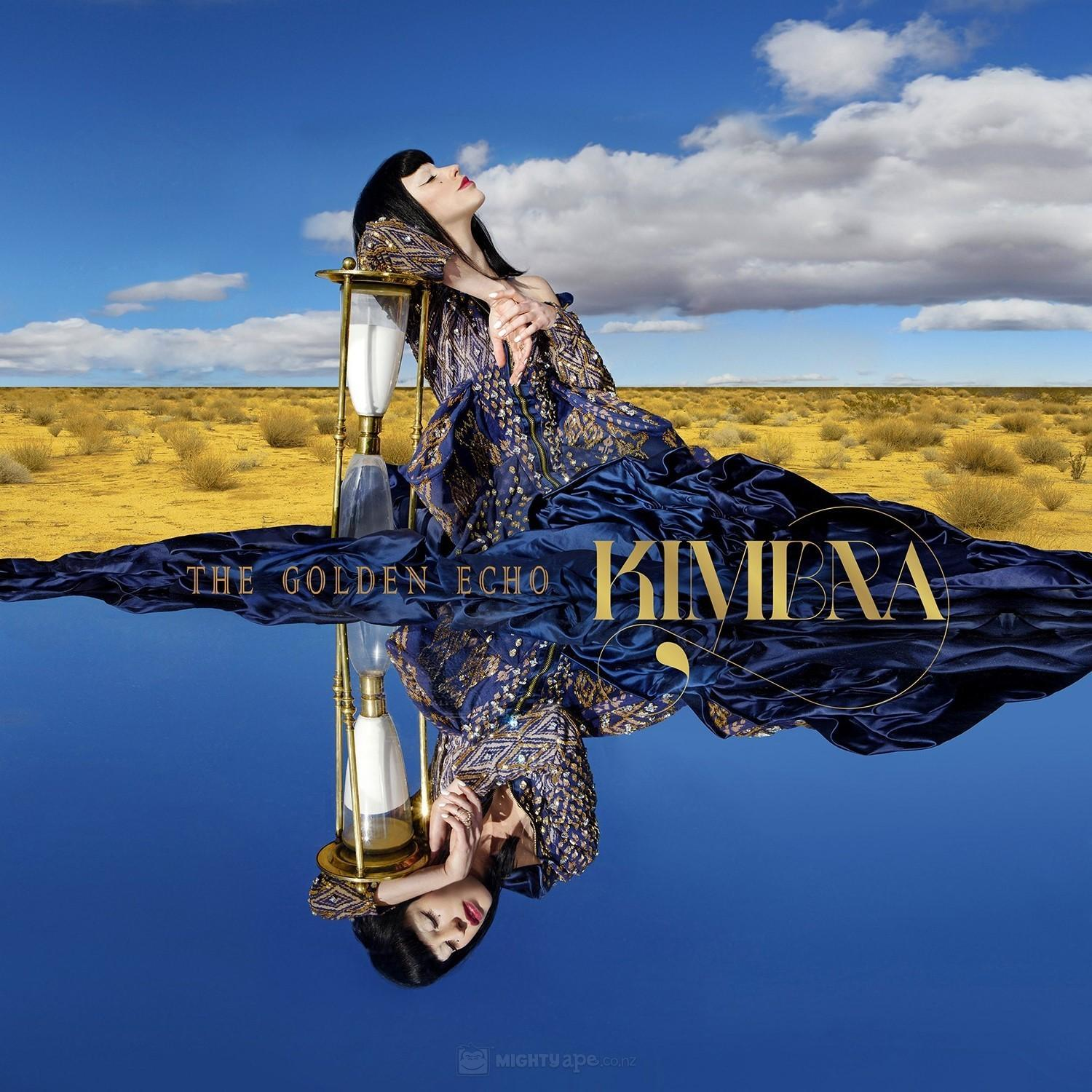 The Golden Echo (Deluxe Edition) by Kimbra image
