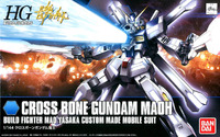 HGBF 1/144 Crossbone Gundam Maoh - Model Kit