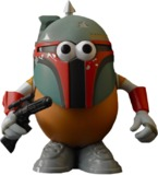 Star Wars - Boba Fett Mr Potato Head
