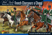 Napoleonic Wars: French Chasseurs a Cheval