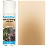 Modelmates: Weathering Spray Can - Sand Brown