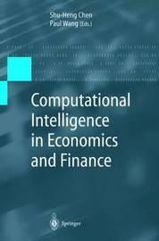 Computational Intelligence in Economics and Finance