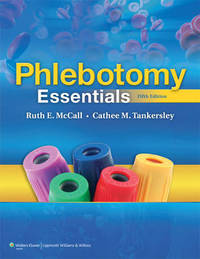 Phlebotomy Essentials 4e Textbook and Workbook Pkg by Cathee M Tankersley image