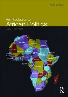 An Introduction to African Politics by Alex Thomson image