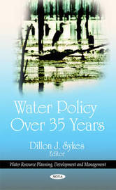 Water Policy Over 35 Years image