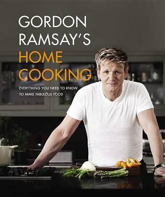 Gordon Ramsay's Home Cooking by Gordon Ramsay image