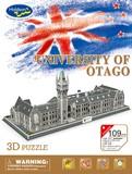3D Puzzle University of Otago