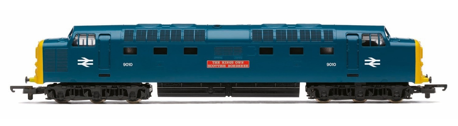 Hornby: Railroad BR Class 55 'The King's Own Scottish Borderer' image