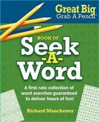 Great Big Grab a Pencil Book of Seek-A-Word image