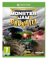 Monster Jam Crush It for Xbox One