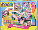 Sticky Mosaics: Woodland Party Collector's Set