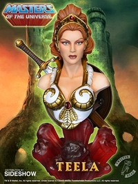 Masters of the Universe - Teela 1:4 Scale Bust