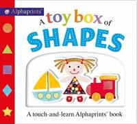 Picture Fit A Toy Box of Shapes by Roger Priddy