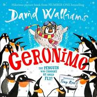 Geronimo by David Walliams