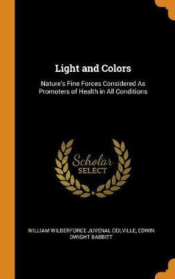 Light and Colors by William Wilberforce Juvenal Colville image