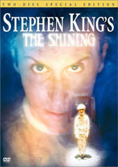 Shining, The (Stephen King, 2 Disc Set) on DVD