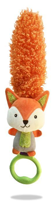 Yoee Baby Sensory Toy & Teether - Fox image