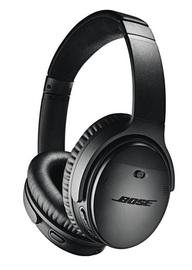 Bose QuietComfort QC35-II Wireless Noise Cancelling Over-Ear Headphones - Black image