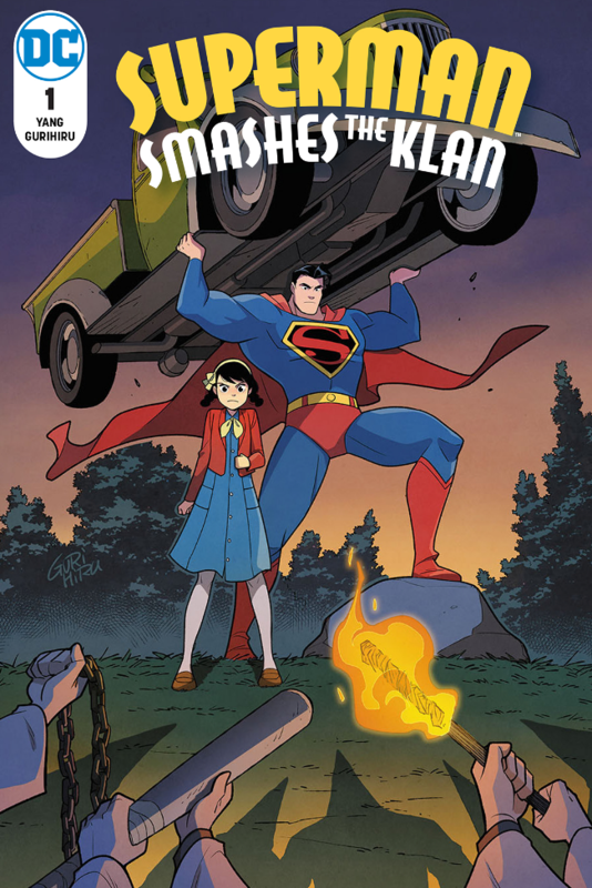 Superman: Smashes The Klan - #1 (Cover A) by Gene Luen Yang