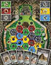 Settlers of Zarahemla - civilization game