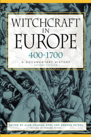 Witchcraft in Europe, 400-1700