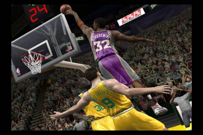 NBA 2K6 for Xbox image